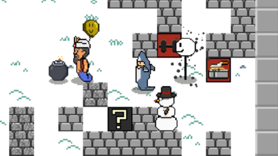 Mayhem Masters Screenshot 3